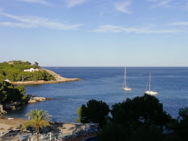 Cala Font de sa Cala, Majorca.