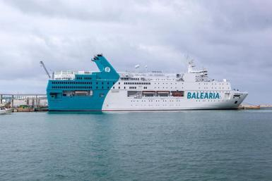 Baleària ferries are all to have pet-friendly cabins.