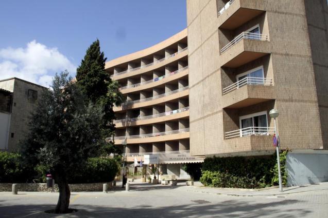 Cala Major hotel