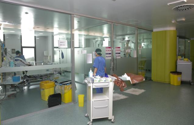 Son Espases Hospital intensive care