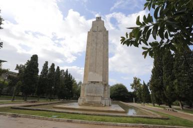Sa Feixina monument in Palma.