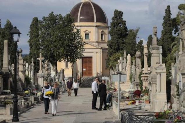 Palma Cemetery, Majorca.