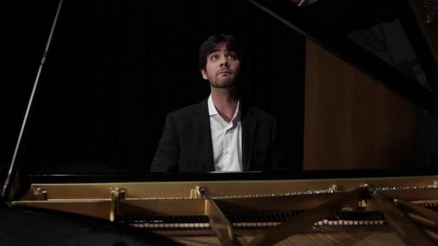 Pianist Magí Garciás