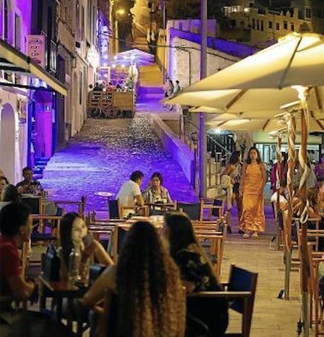 76% of Balearic Leisure Sector Workers in ERTE.