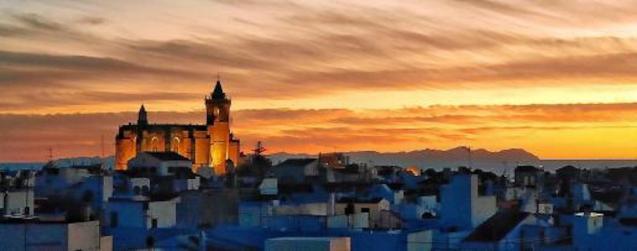 Majorca from Minorca.