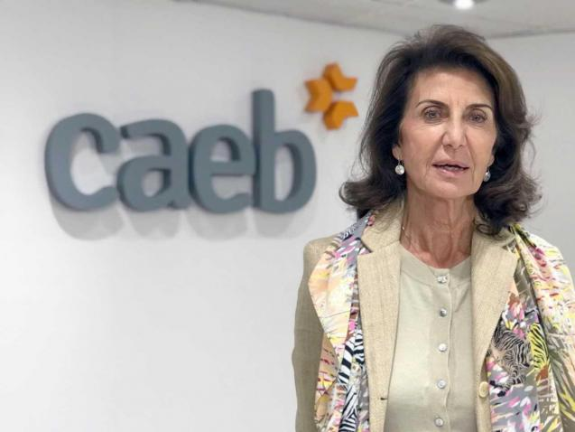 Carmen Planas, president of the Confederation of Balearic Business Associations