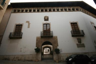 The Museo of Mallorca in Palma.