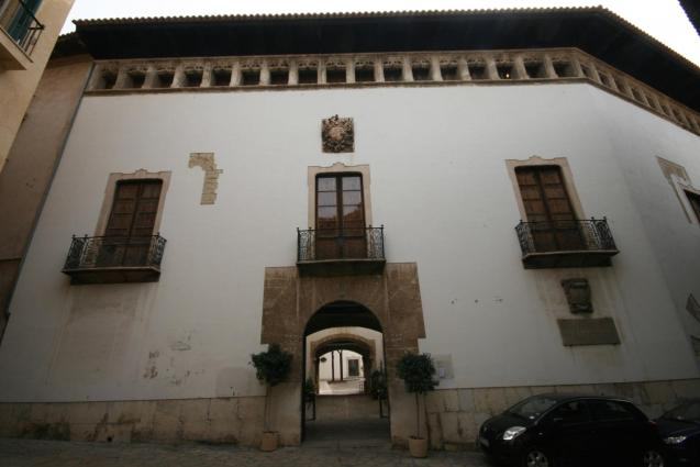 The Museo of Mallorca in Palma