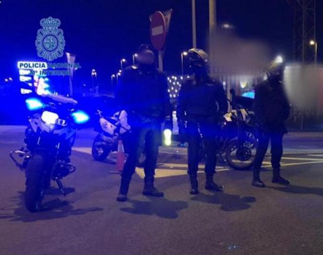 Bons Aires arrest, Palma.