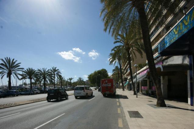Palma Mallorca Avenida Gabriel Roca
