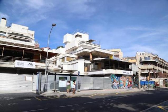 Plaza Gomila, Palma.