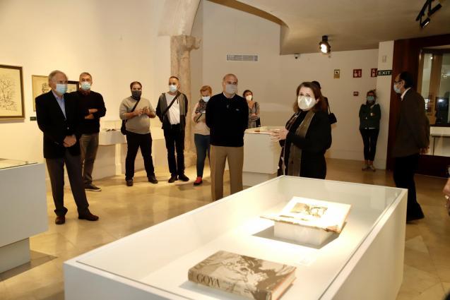 Tomas Harris exhibition in Palma
