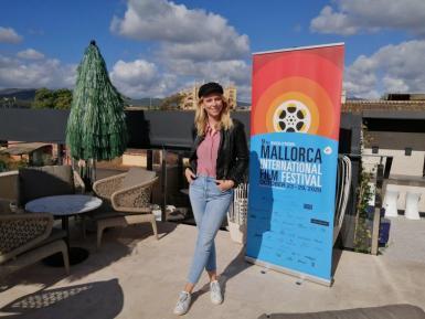 Sandra Lipski, director of Evolution Mallorca International Film Festival.