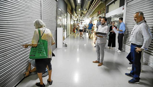Plaça Major Palma retail units