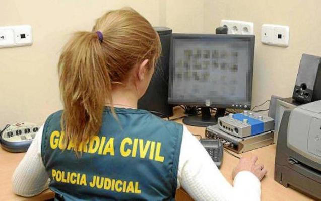 The doctor was detained by the Guardia Civil.