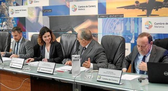 The Mallorca Chamber of Commerce organised Brexit explanatory sessions.