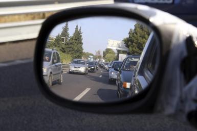 Road traffic this weekend.