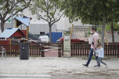 The Balearic government is seeking measures that go beyond the likes of closing playgrounds.