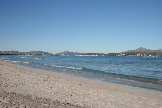Playa de Muro and Alcudia Bay