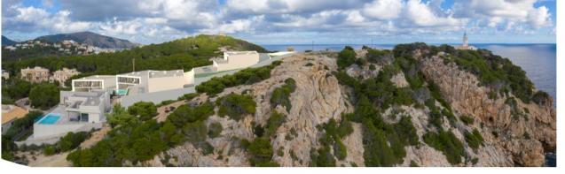 Possible development in Cala Gat, Mallorca