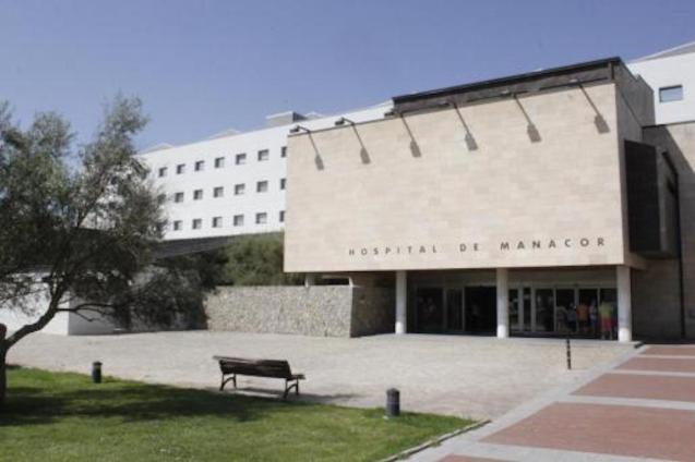 Manacor Hospital, Mallorca.