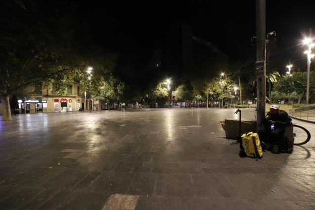 Midnight curfew