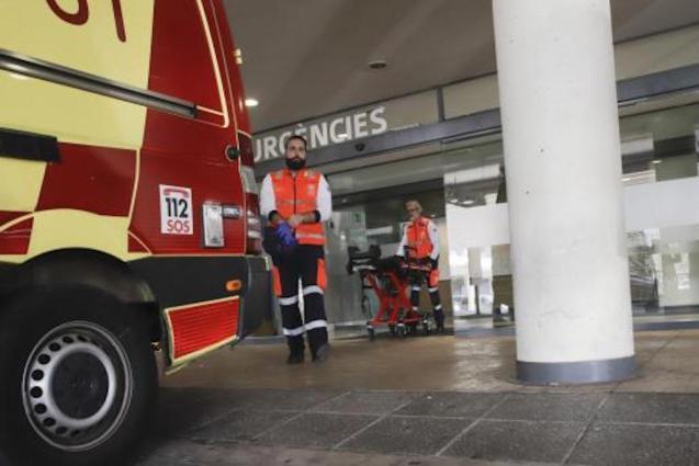 Son Espases Hospital, Mallorca.