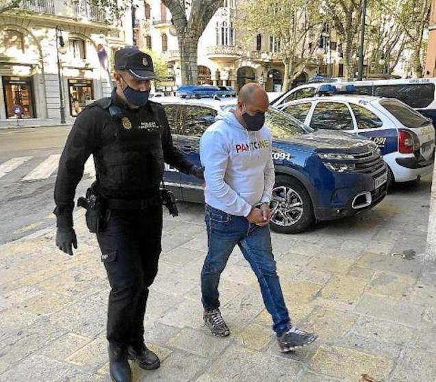 Magalluf man sentenced.