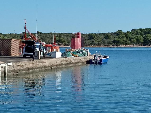 Migrant boat, Balearics