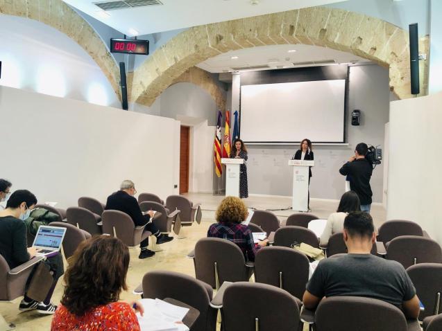 Presentation of Balearics 2021 draft budget