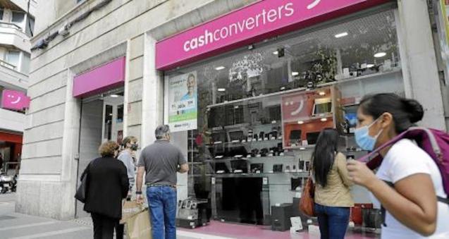 Cash Converters, Palma.