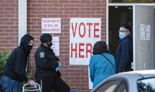 U.S. goes tothe polls