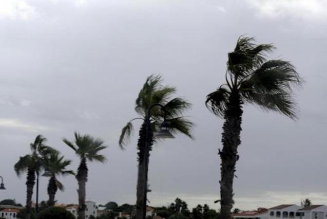 Weather warning in the Balearic Islands.