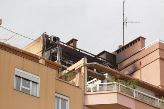 Palma fire.