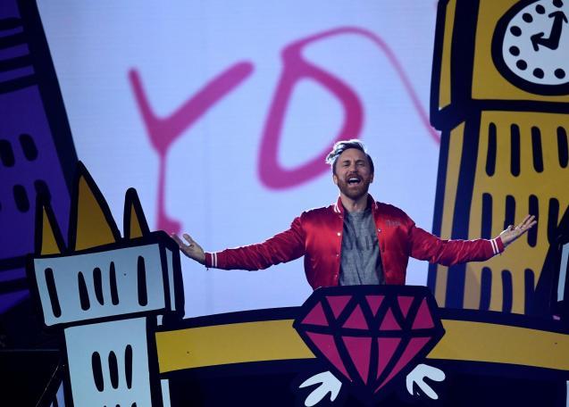 David Guetta: based in Ibiza