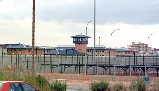 TV set stolen at Palma prison