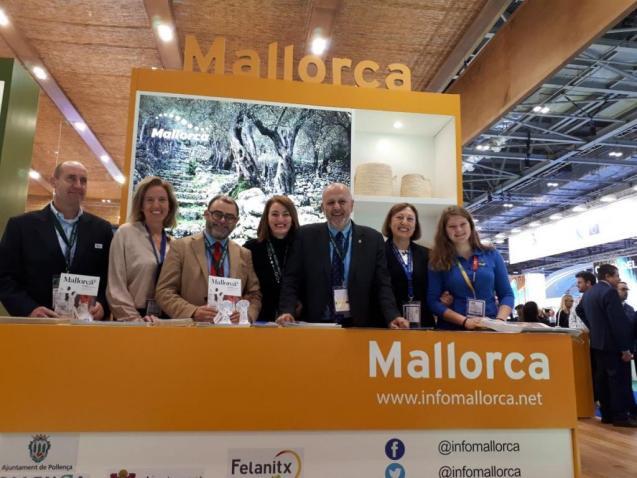 Mallorca at the World Travel Market in 2018