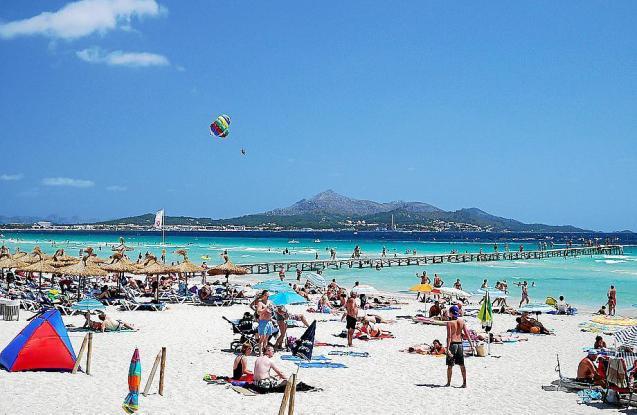 Playa de Muro, Mallorca