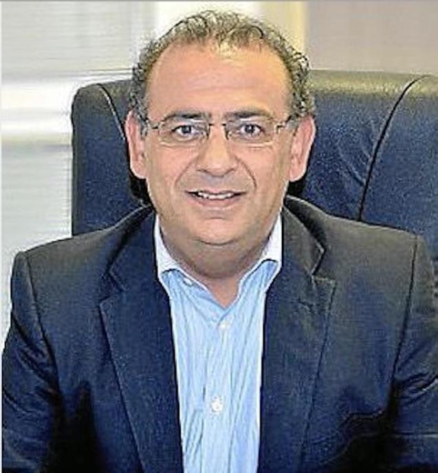 Alfornso Rodríguez Badal, Calvia Mayor.