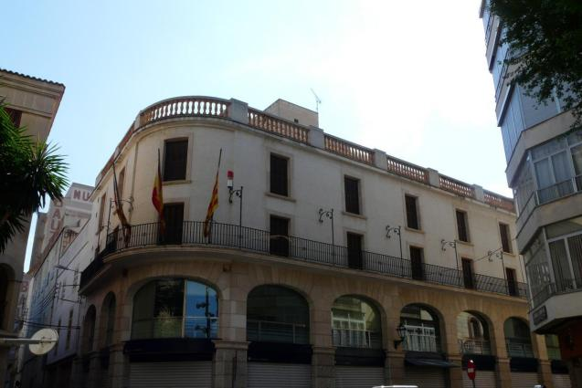 Manacor town hall, Mallorca