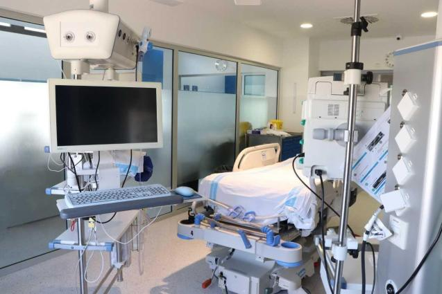 Intensive care bed, Ibiza