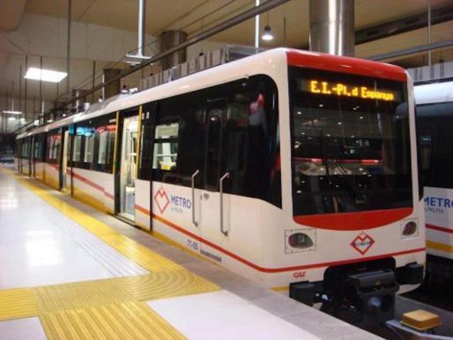 Palma Metro.