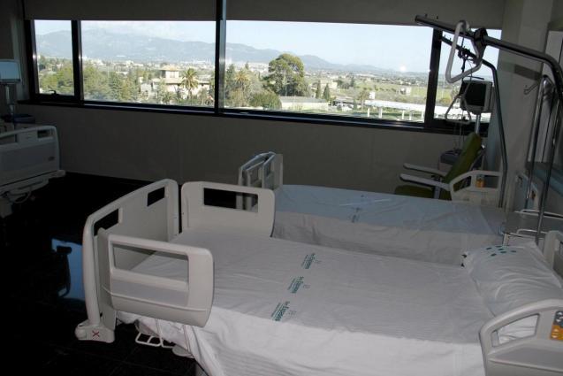 Hospital beds Mallorca