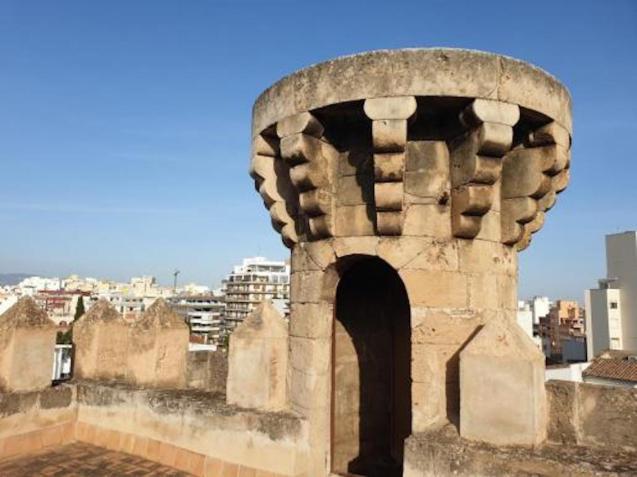 Son Armadams Tower, Palma.