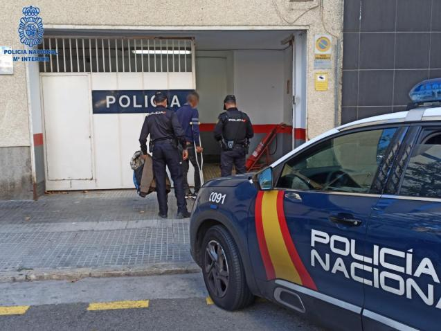Migrant smuggling arrests in the Balearics