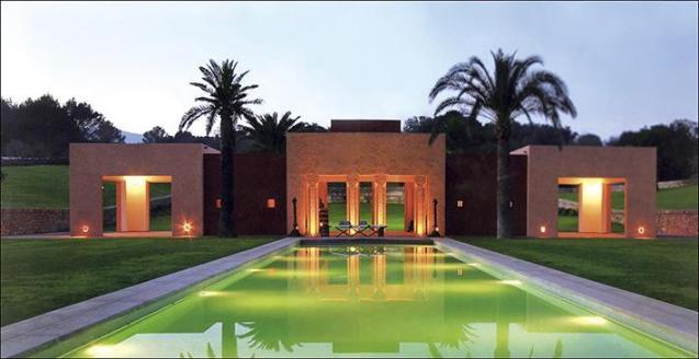 Boris Becker luxury home