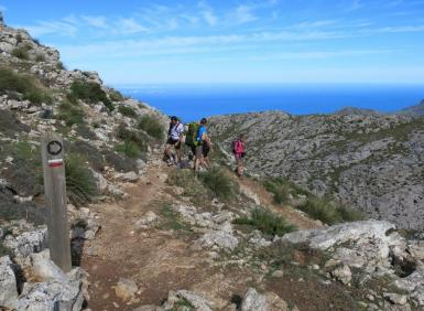 The Dry Stone Route extends its itinerary by 64 kilometres.