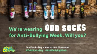 Awareness is key: United Against Bullying.