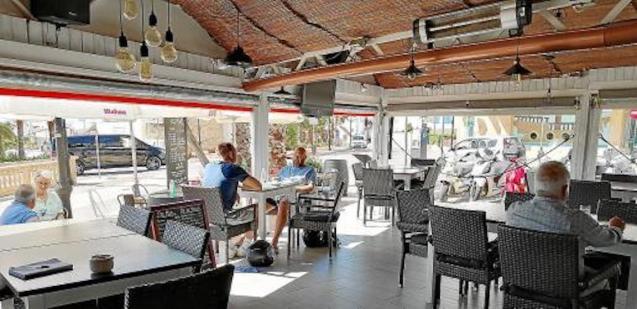 Palma restaurant.