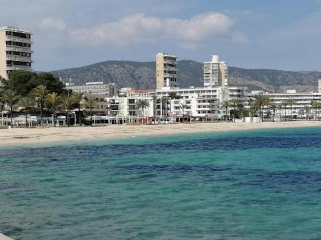 Magalluf-Palmanova, Mallorca.
